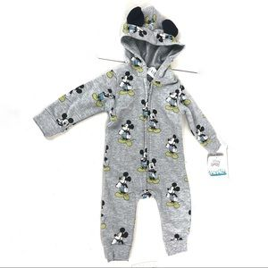 Disney Onesie with Hood 6-9 months